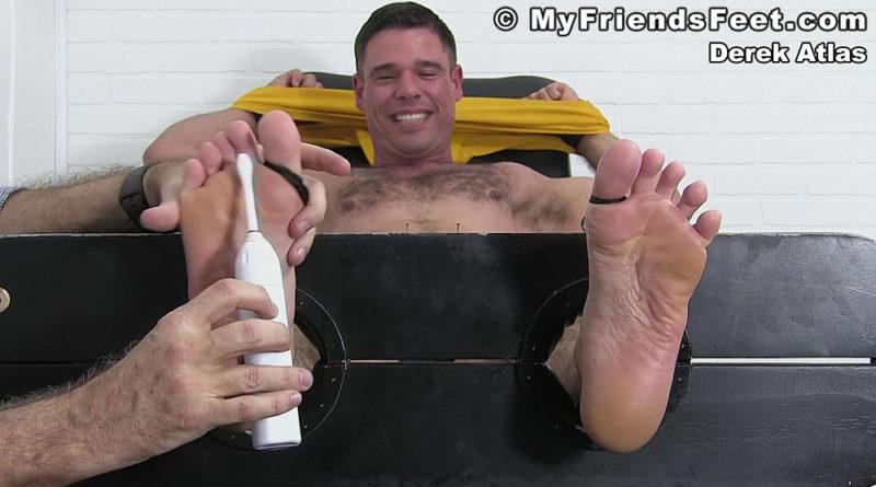 Derek Atlas Tickled Naked