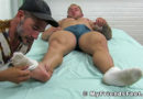 Jake Hazzard Worshiped From Head To Toe by Jake Daniel