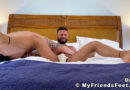 Riley White Tickles Damian Taylor