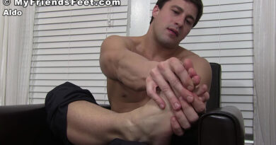 Aldo's Feet & Sheer Socks