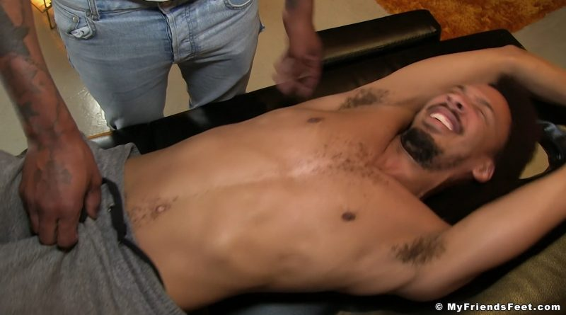Tommy Blue Tickled