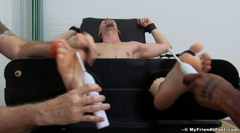 Angelo Tickled