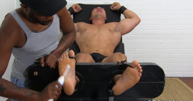 Axel Kane Tickled For His Password 1