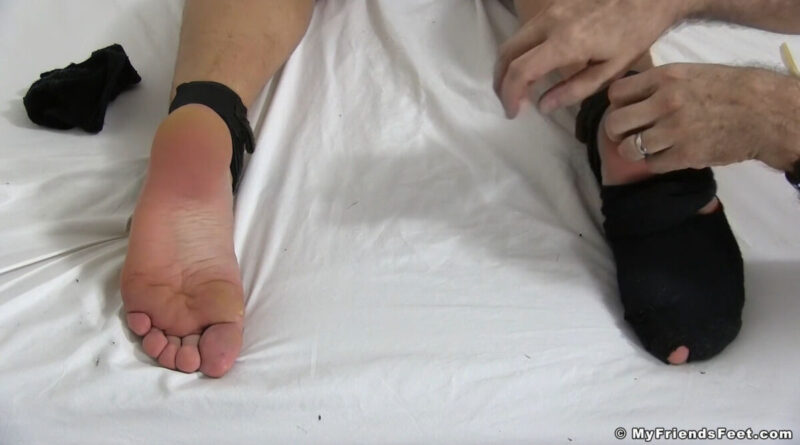 JB Tickled Soles-Up