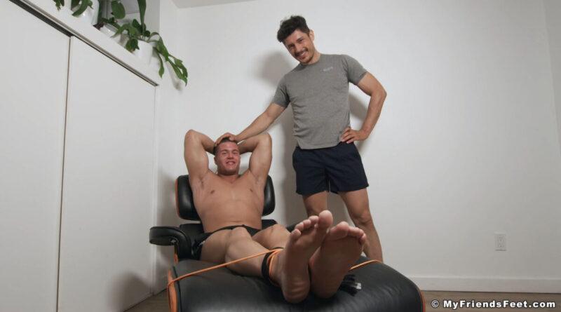 Clark's Tickling Audition